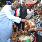 Ayo Fayose : See 14 Photos That Shows He Is A Leader That Truly Love The Common Masses.