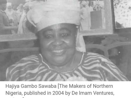 Hajiya Gambo Sawaba: 'The Most Jailed Nigerian Female Politician.