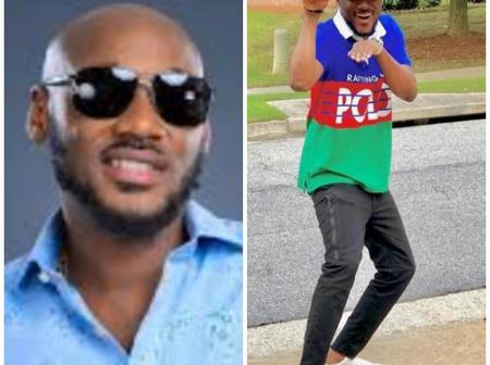2Face Shows Off His Cute Brother, Calls Him