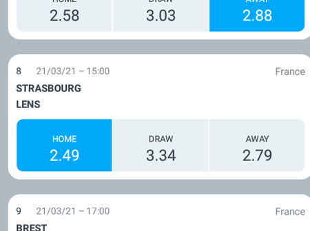 Sunday Well Analysed and Researched Sportpesa Games With Good Odds