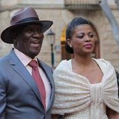 Meet Bheki Cele's wife (see pictures)