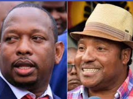 Relief To Sonko And Waititu Following The Latest Directive By Acting CJ Philomena Mwilu