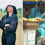 Pluie de bénédictions sur la vendeuse de bananes braisées : les Ivoiriens font parler leurs cœurs