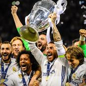 Real Madrid might play in the Europa League for the first time in the club's history.