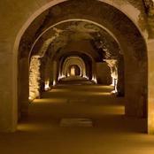 معبد السرابيوم معبد الألغاز والأسرار