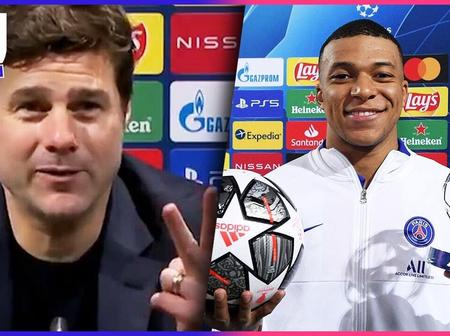 What Kylian Mbappe Told Pochettino Before Barca-PSG Match Shows The Champion He's Become