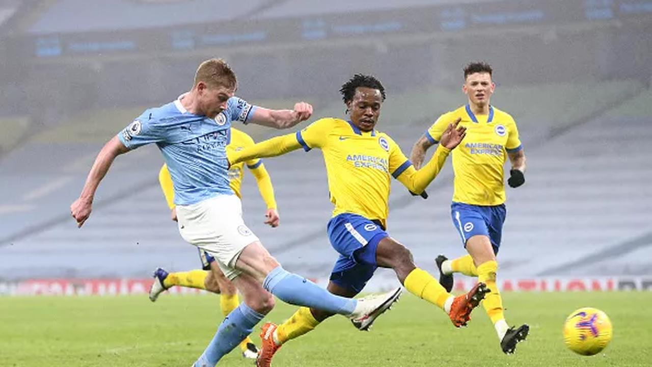 Hopefully we will see more of Percy Tau - Brighton CEO