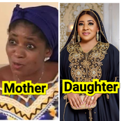 Throwback Photos Of Actress Mide Martins' Late Mother As She Celebrates Birthday Today