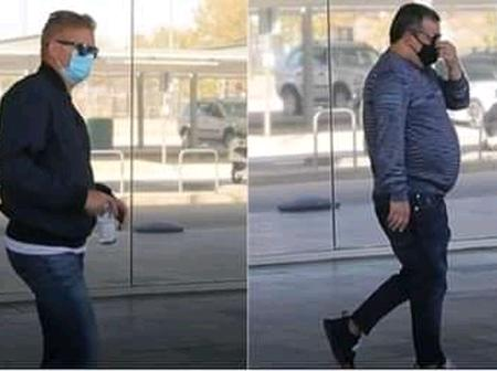 Mino Raiola and Erling Haaland's father in Spain to discuss his future