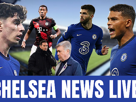 Chelsea transfer plans for January and Summer windows on Rice, Haaland and Alaba.