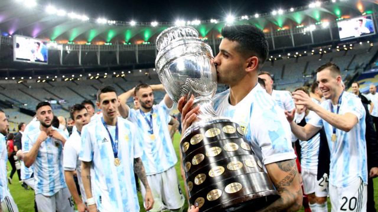 Wer ist Tottenhams Ziel Cristian Romero? Der Innenverteidiger von Atalanta, der den Rekord von Diego Maradona brach und Lionel Messi zum ersten argentinischen Pokal verhalf