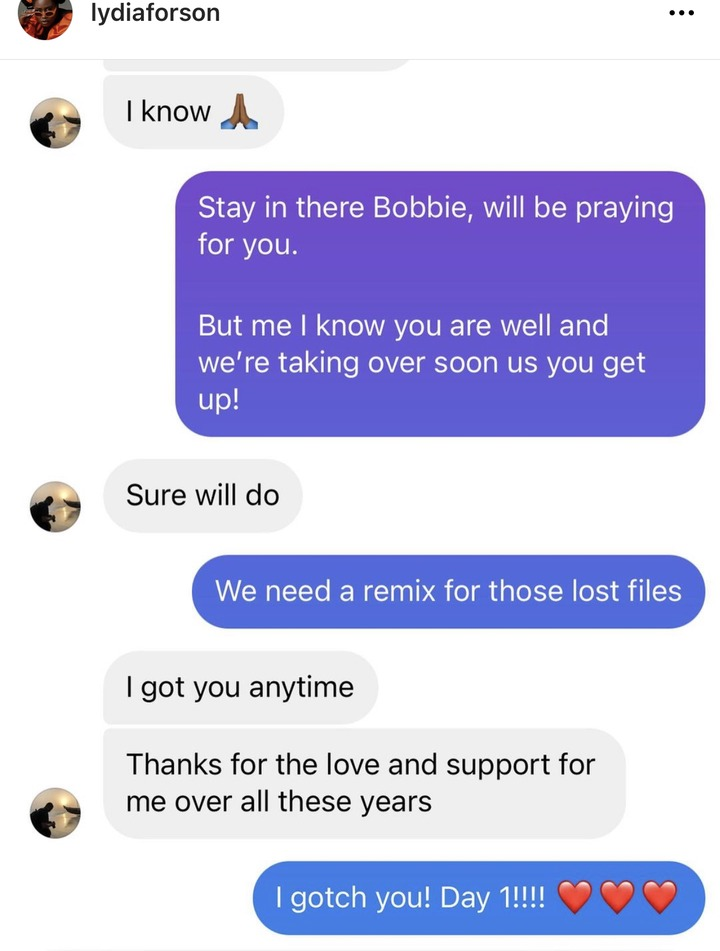 4a8ce1ef867e4fc8add18e539a4746b6?quality=uhq&resize=720 - Actress Lydia Forson Shares Her Last Chat With Her Best Friend, Bob Pixel Before His Sudden Death
