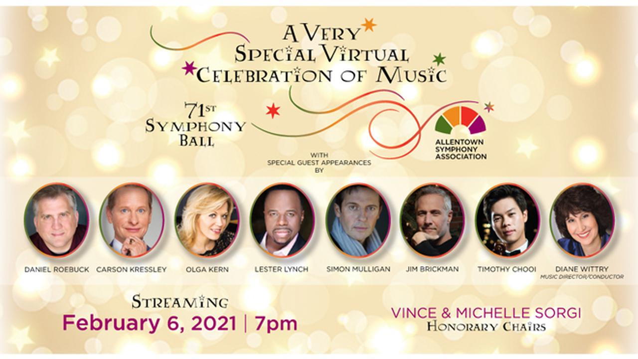 A Celebration of Music: YOU'RE INVITED