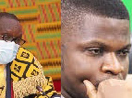 The Speaker of Parliament, Alban Bagbin has finally responded to Sammy Gyamfi's accusations.