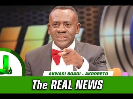 Akrobeto Begs Producers To Have Mercy On Him.
