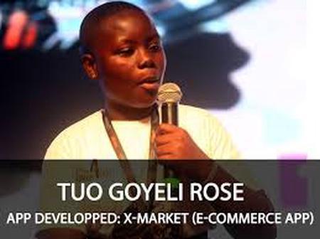 À Seulement 15 ans, une écolière Ivoirienne fait une prouesse dans le digital, en créant