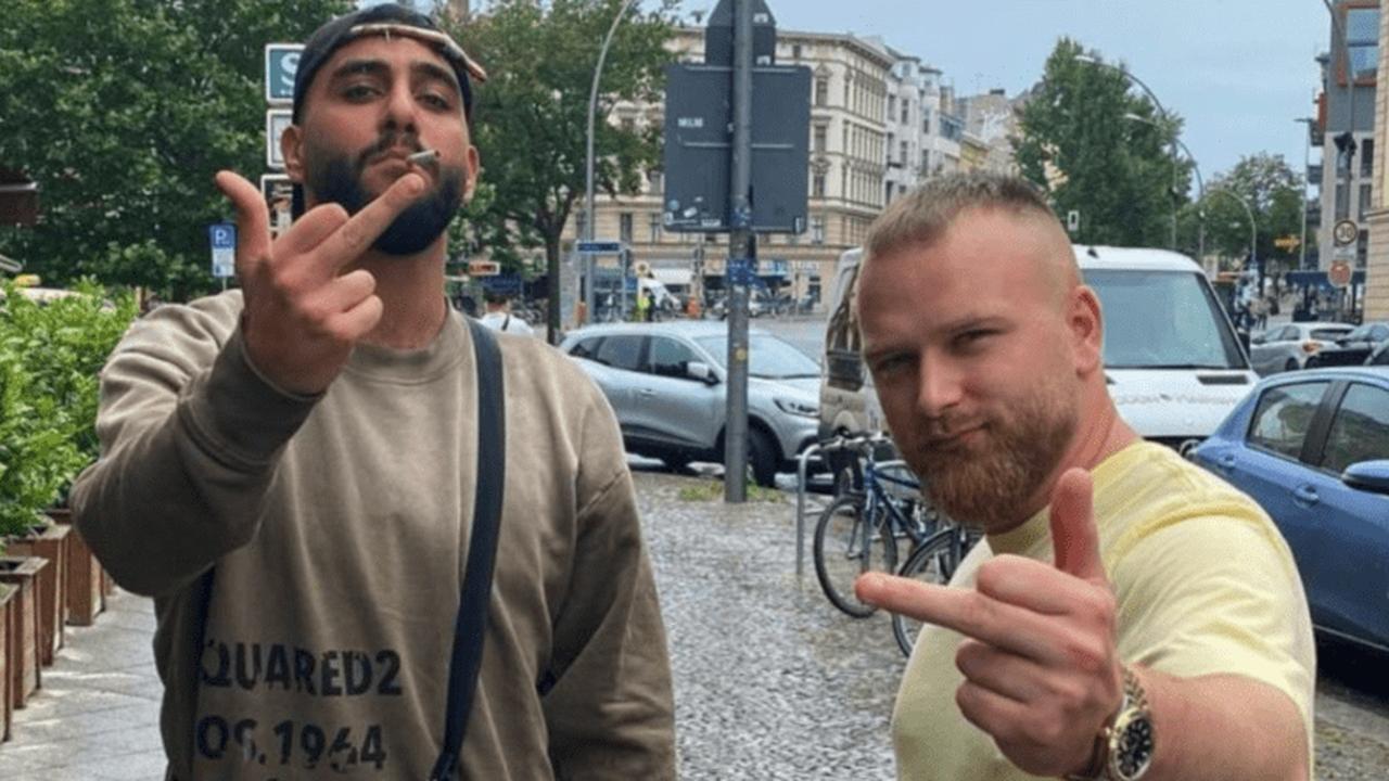 Nach Signing bei Samra - Bojan rappt über Farid Bang