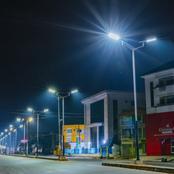 Kaduna Based Company lights-up Owerri, Imo State (photos)