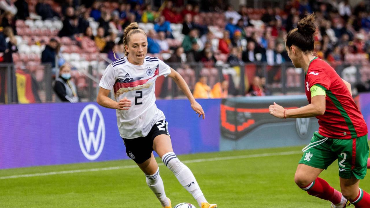 DFB-Frauen vor mehr Arbeit | Sport-Mix
