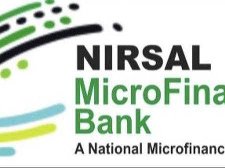 NIRSAL Loan: Simple Steps To Follow Immediately After Your Loan Approval To Avoid Disqualification