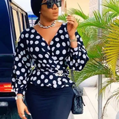 See Beautiful Pictures Of Chika Ike, Her Mansion And Cars