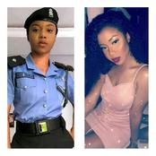 Meet The Pretty 'ASP' Of Police Who Slays Like A Model