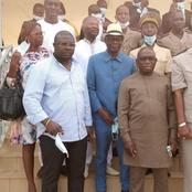 Retour de Gbagbo : rencontre entre KKB et les autorités de Gagnoa ce dimanche