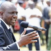 Update: What William Ruto Said About the BBI Ahead of the Referendum