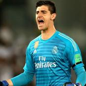 Courtois Reveals Who is Meant to be Blamed for Real Madrid Loss to Cadiz