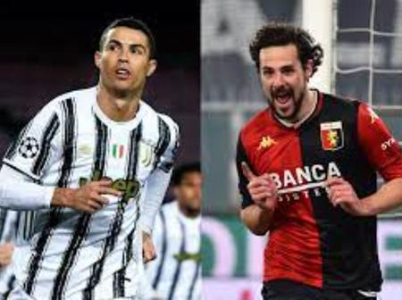 Juventus Vrs Genoa Final Prediction