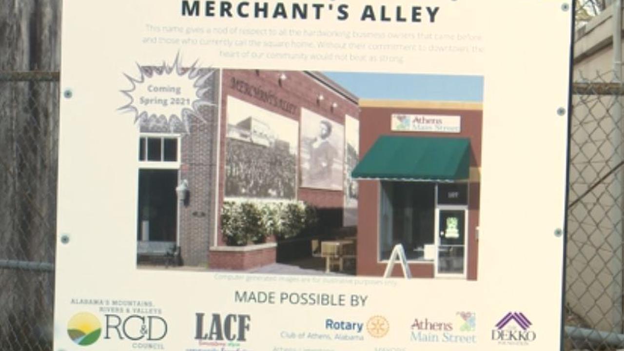 Athens Council adopts Downtown Athens master plan