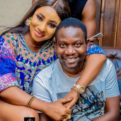 Nollywood Actress, Mide Funmi-Martins Celebrates Her Husband As He Marks His Birthday Today