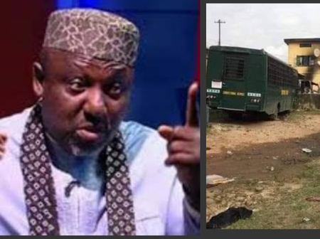 Former Imo State Governor, Rochas Finally Speaks On The Correctional Facility Attack In Owerri