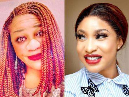 Tonto Dikeh Abort Pregnancy For A Popular Musician – Stella Dimoko Claims