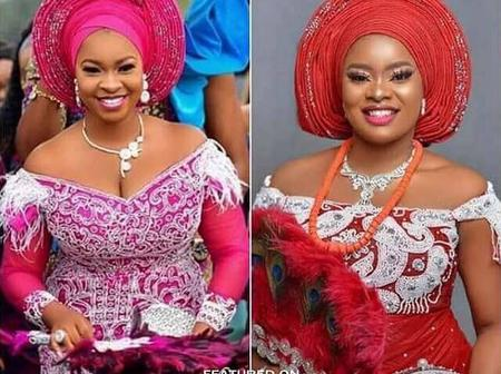 Mothers, See These Fabulous Aso Ebi Lace Styles