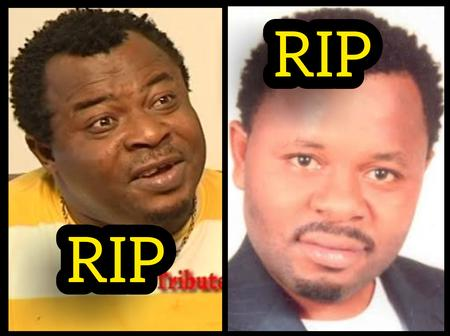 Photos Of 7 Nollywood Actors Who Died On Set