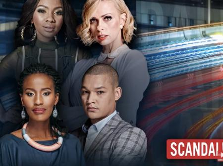 Exciting news as Scandal Hires an actor we never thought they would think of and Fans react