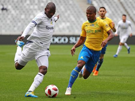 Cape Town City Star Determined To Move To Chiefs or Pirates