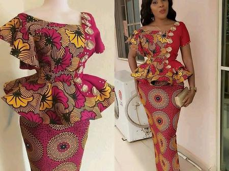 Stunning Ankara Blouse Styles You Should Try