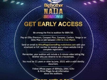 Get Early Access: Big Brother Naija Season 6  qualification requirements