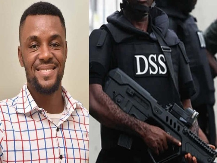 DSS arrest Kufre Carter