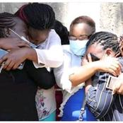 University Of Eldoret Thrown Into Mourning After Student's Death