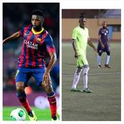 What went wrong: from winning trophies with Barcelona to playing in the local league in Africa
