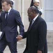 Ado chez Macron / La Côte d'Ivoire gagnera gros : voici les raisons