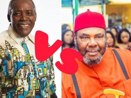Between these two Nollywood Actors, who do you think is the best?