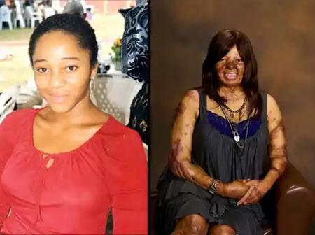 She remained determined even after surviving a plane crash —Meet Kechi Okwuchi, a big inspiration