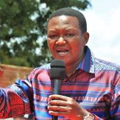 Alfred Mutua Sends A Strong Message To President Uhuru Kenyatta After The Chaotic By-elections
