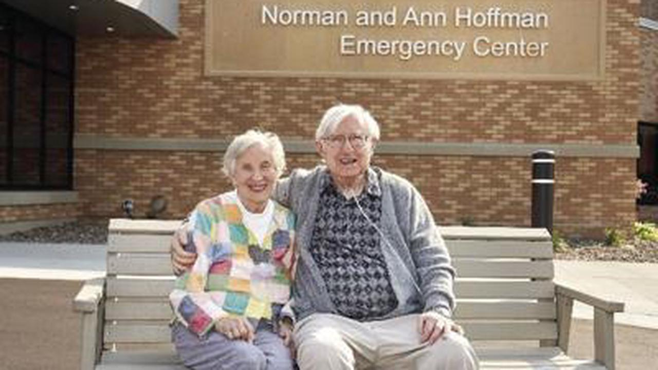 Hospital unveils new Hoffman emergency center