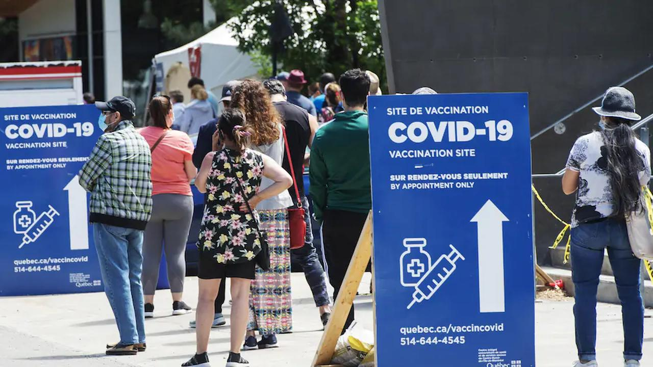 La tendance à la baisse se poursuit au Québec, avec 180 nouveaux cas de COVID