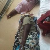 Mzansi Left Heartbroken After Seeing pregnant Woman's Sleeping on a floor In Hospital in Rustenburg